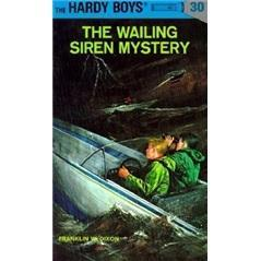 预售 英文预定 Hardy Boys 30: the Wailing Siren Myst