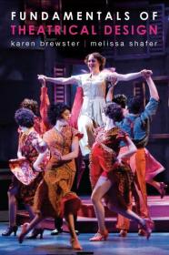 预售 英文预定 Fundamentals of Theatrical Design: A