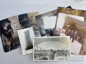 臧乃光、王淑珍夫妇旧藏老照片一组100多张