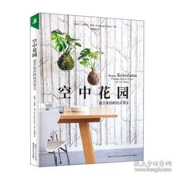 空中花园:适合家居的挂式苔玉
