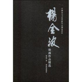 杨金波绘画作品精 9787501457823群众出版社