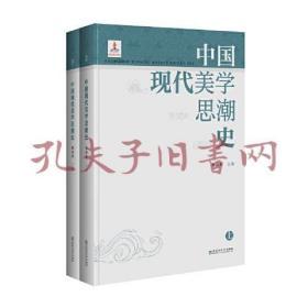 《中国现代美学思潮史(上下)》