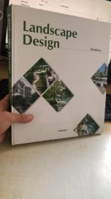 LANDSCAPE DESIGN  原版书