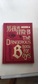 男孩的冒险书(少儿绘图版   1  单册
