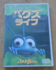 虫虫特工队 (DVD 1碟装)盒装