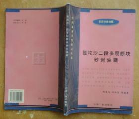中国油藏开发模式丛书.多层砂岩油藏:胜坨沙二段多层断块砂岩油藏