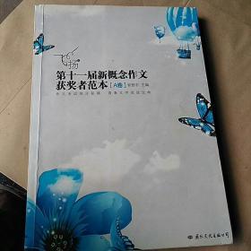 飞扬:第十一届新概念作文获奖者范本(A卷)