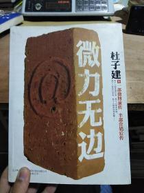 微力无边 /杜子建 万卷出版公司 9787547017333