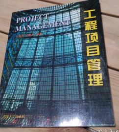 工程项目管理 王卓甫 河海大学出版社 9787563010387