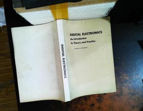 数字电子学理论与实践导论  英文版