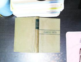 library guide for the chemist 【馆藏有章 有字迹 书侧有水印 书侧书页发黄有黄斑】