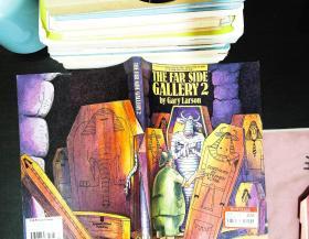 The Far Side Gallery 2 【书侧轻微墨迹】