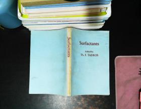 表面活性剂 英文版 【书侧有黄斑】