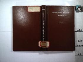 CHEMICAL INFRARED SPECTROSCOPY VOLUME1(化学红外光谱学第1卷)
