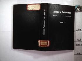 光化学进展 第2卷 英文版