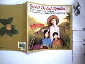 Sweet Dried Apples