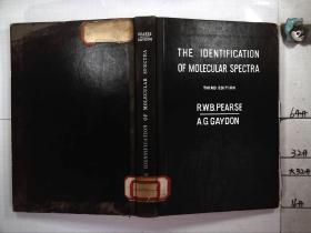 英文版:分子光谱鉴定