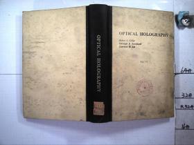 Optical Holography(光全息术)英文版