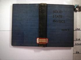 (英文版)固态物理学(第八卷)