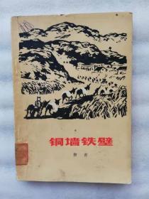 铜墙铁壁(馆藏书)