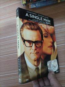 单身男人   电影光盘一张