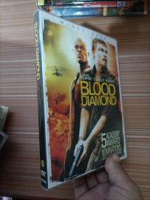 BLOOD  DIAMOND   电影光盘一张