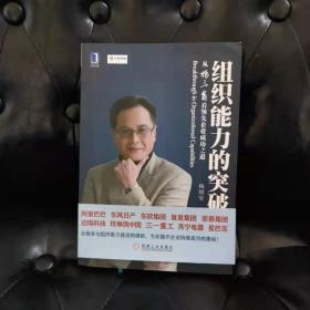 组织能力的突破:从杨三角看领先企业成功之道 杨国安