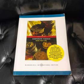 CORPORATE FINANCE(附光盘)EIGHTH EDITION(英文原版)