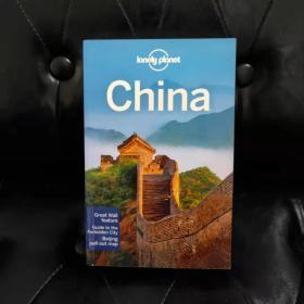 china 外文原版书如图