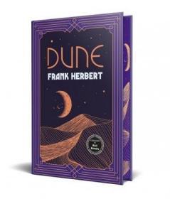*推荐收藏* Dune: Exclusive Edition - S.F. Masterworks 沙丘 S.F.重印版 水石特别版 书口彩绘 一版一印 英国原版 精装
