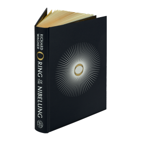 *推荐收藏* 【Folio Society】 Ring of the Nibelung 尼伯龙根的指环 英国原版 精装