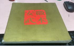 正版      安徽武术(介绍安徽武术的一本精美画册,全图片,12开)