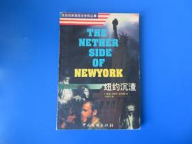 美国经典通俗文学译丛1《纽约沉渣》