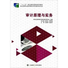 审计原理与实务专著刘爱荣,高丽芬主编shenjiyuanliyushiwu 刘爱