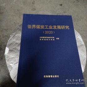 世界煤炭工业发展研究(2020)(精)