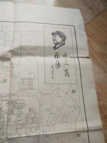 北京市街道图