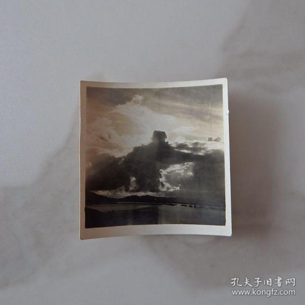 河南影像原版老照片收藏《湖光山色风景摄影》660#