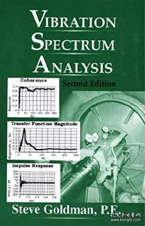 【包邮】Vibration Spectrum Analysis
