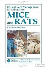 【包邮】Emergency and Critical Care Management for Laboratory Animals