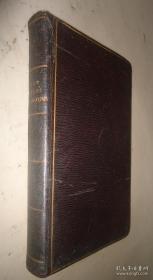 【包邮】1800年出版 LORD'S SUPPER 丁尼生经典诗集《圣杯》
