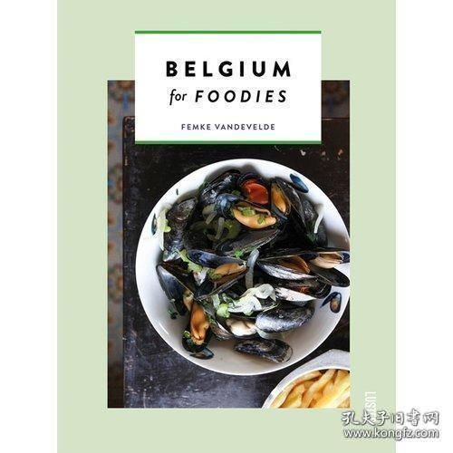 【包邮】Belgium for Foodies