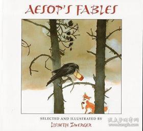 【包邮】Aesop's Fables Hc