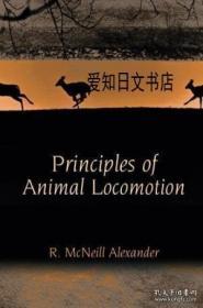 【包邮】 Principles Of Animal Locomotion