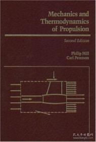 【包邮】Mechanics And Thermodynamics Of Propulsion