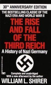 【包邮】【包邮】1960年出版英文原版:The Rise and Fall of the Third Reich 第三帝国的兴亡
