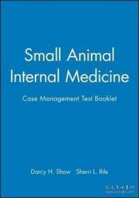 【包邮】The National Veterinary Medical Series For Independent Study: Small Animal Internal Medicine Case Management Test Booklet