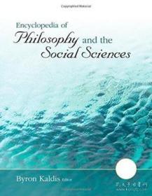 【包邮】 Encyclopedia Of Philosophy And The Social Sciences
