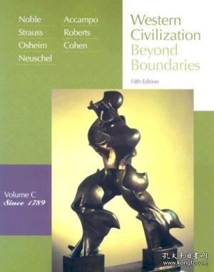 【包邮】Western Civilization: Beyond Boundaries, Vol. C: Since 1789