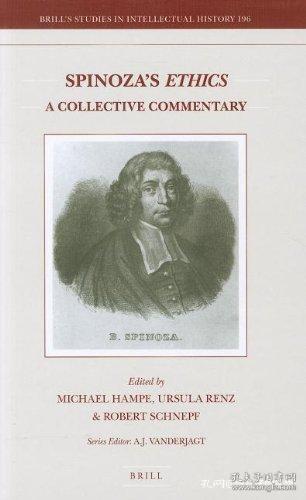 【包邮】Spinoza's Ethics