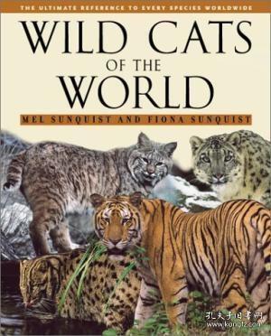 【包邮】Wild Cats Of The World